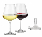 Vital Vinglass 0,2 l - flower of life Wine Glass