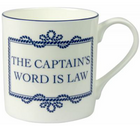 Nauticalia Krus - The Captain's Word is Law