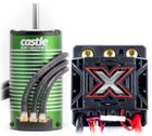 Mamba Monster X ESC Combo with 1512-1800KV sensored motor