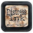 DISTRESS DYE INKS PAD - Tea Dye