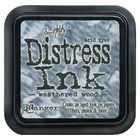 DISTRESS DYE INKS PAD - Weathered Wood