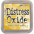 Distress Dye Ink Pad - Oxide 55983 - FOSSILIZED AMBER