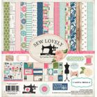 Carta Bella; Sew Lovely Collection Kit