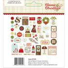 Classic Christmas Bits & Pieces Die-Cuts