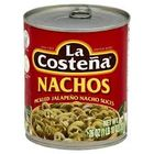La Costeña Pickled Jalapeno Nacho Slices 737g