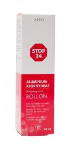 Bilde av STOP 24 ROLL-ON 60ML