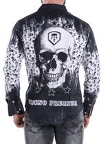 Skull Force Skjorte -