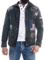 Crusaider Denim Jakke