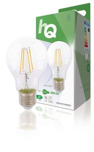 Bilde av 6W Normal LED Retro filament (erstatter 60W)