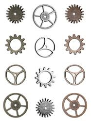TH; Sprocket Gears 92691
