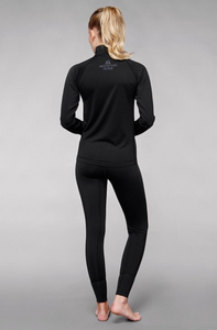 Bilde av MH Midlayer Pants Black