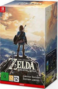 Bilde av The Legend Of Zelda - Breath Of The Wild (Limited