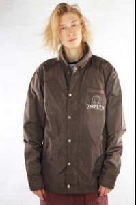 Bilde av Coach Jacket - Brown