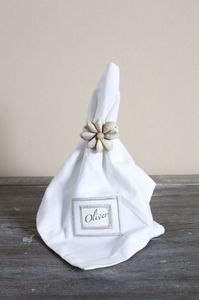 Bilde av Classic Napkin with Nametag
