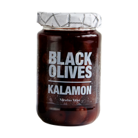 Black Olives with Kalamon