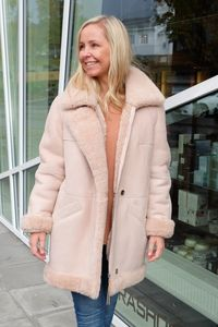 Bilde av Coltrane Light Pink Jacket -