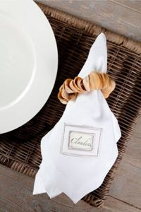 Bilde av Sea Shell Napkin Ring