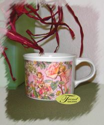 Flower Fairies Low Mug