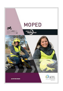 Bilde av Teoribok for moped