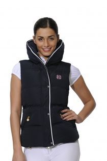 Spooks Snoopy Vest Navy
