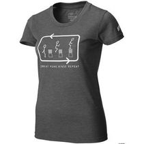 Inov-8 SWEAT PUKE RINSE REPEAT women grey
