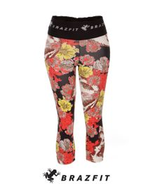 Limited Edition Skulls Cropped Tights