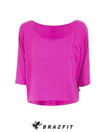 Club Loose Magical Pink Sleeve Sweater