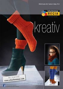 Regia Kreativ 002 Fashion 6-ply