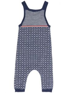 Bilde av NAME IT - ULLROMPER NITWHOOPIMIX DRESS BLUES