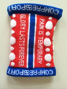 Bilde av Compressport Wrist Band Norway