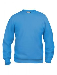 Bilde av Crew neck basic turkis