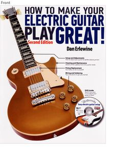 Bilde av How to make your electric guitar sound great