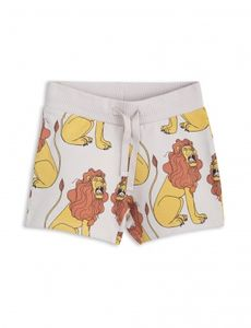 Bilde av Mini rodini, lion sweatshorts