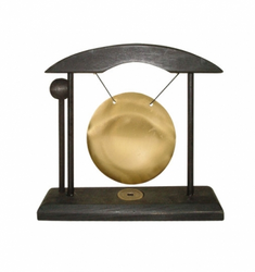 Feng Shui Table Gong small black & golden