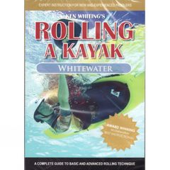 Rolling a kayak -  whitewater dvd