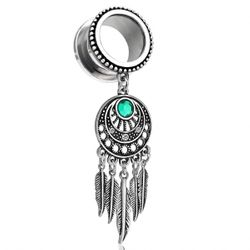 Dream Catcher Dangle  Tunnels