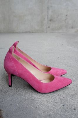 Stiletter Pink - Front Society Shoes