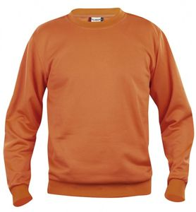 Bilde av Crew neck basic orange