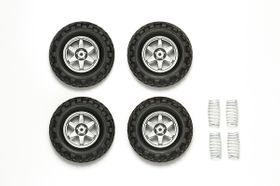 Tamiya 54742 Cross Country Tire/Spring GF-01