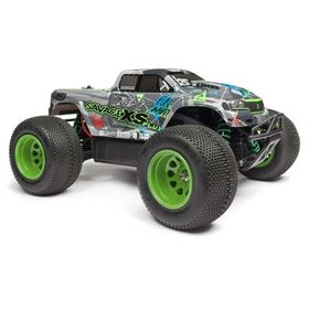HPI 115967 Racing Savage XS Flux V Gittin Jr 4WD RTR 14.17