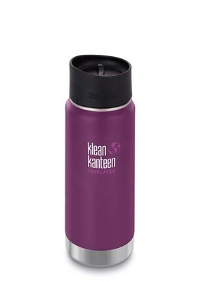 WIDE ISOLERT 473ML WINTER PLUM TERMOKOPP - KLEAN KANTEEN
