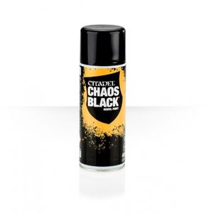 Bilde av Chaos Black - Spray