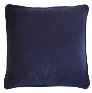 Bilde av Bungalow Velour putetrekk Black blue
