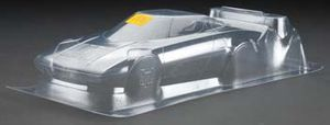Bilde av HPI Racing 7214 Lancia Stratos HF Clear Body