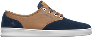 Bilde av Sko - Emerica Romero Laced / Navy / Brown / White