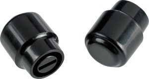 Bilde av Fender Original Tele Black Switch Tips (2)