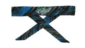Bilde av Virtue Headband - Cyan/Lime