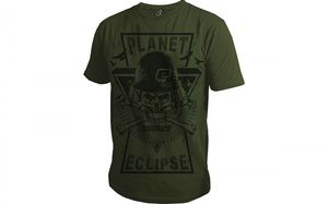 Bilde av Planet Eclipse Prizm T-Shirt - Olive