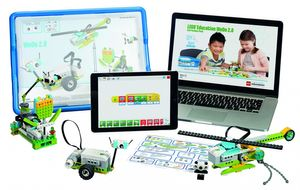 Bilde av LEGO Education WeDo 2.0 Core Set, inkludert programvare