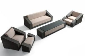 Bilde av Poly rotting loungesett 6 pcs